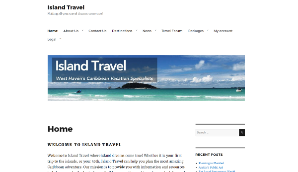 Island Travel thumbnailish